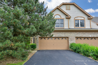 Naperville Condo/Townhouse New: 1476 Whitespire Court