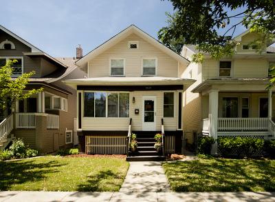 Chicago Single Family Home New: 4830 North Christiana Avenue