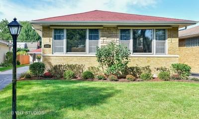 La Grange Park Single Family Home New: 1528 Harrison Avenue