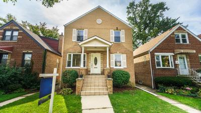 Chicago Single Family Home New: 4637 West Waveland Avenue