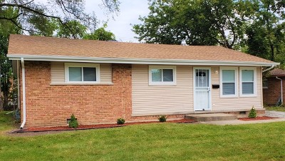 Markham Single Family Home New: 3034 Sherwood Avenue