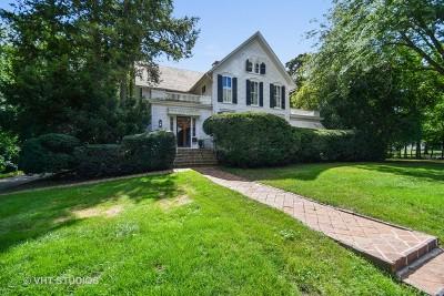 Kane County Single Family Home New: 516 Peck Road