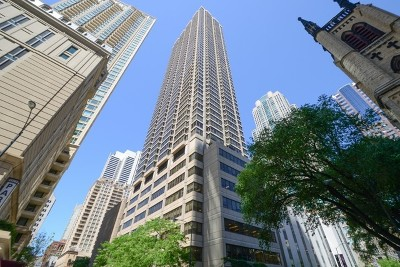 Chicago Condo/Townhouse New: 30 East Huron Street #4309
