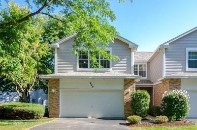Cary Condo/Townhouse For Sale: 820 Harper Avenue