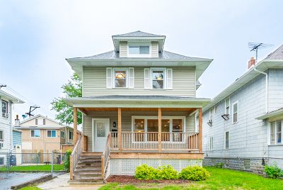 Forest Park Single Family Home For Sale: 418 Elgin Avenue