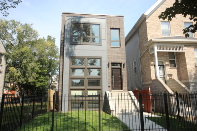 Chicago Single Family Home New: 656 East 42nd Street