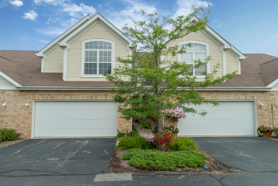 Orland Park Condo/Townhouse New: 16158 Hillcrest Circle