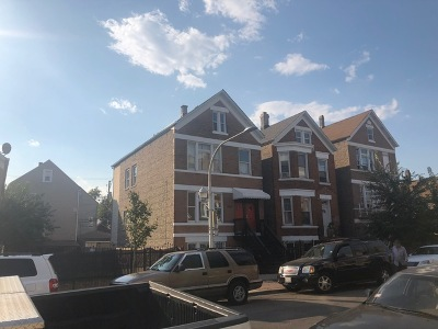Multi Family Home New: 2350 South Sacramento Avenue