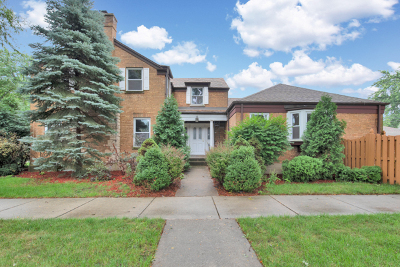 Chicago IL Single Family Home New: $488,500