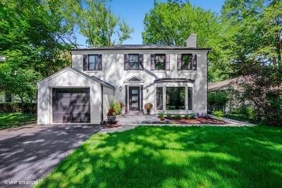 Winnetka Single Family Home New: 1501 Tower Road