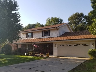 Rockford Single Family Home New: 5762 Dorchester Drive