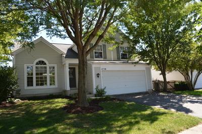 Aurora Single Family Home New: 1738 Delta Drive