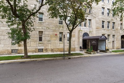 Condo/Townhouse New: 5000 South East End Avenue #21C