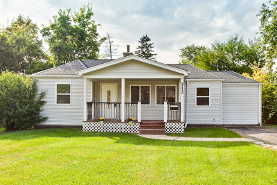 Glenview Single Family Home New: 712 Rosedale Road