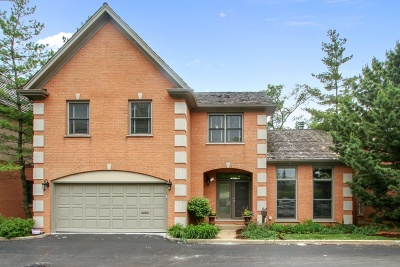 Glenview Single Family Home New: 1505 Ammer Road