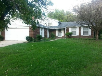 Naperville Rental For Rent: 324 Berry Road