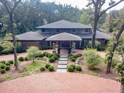 Olympia Fields Single Family Home For Sale: 20050 Western Avenue