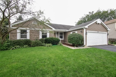 Wheeling Single Family Home New: 1029 Pear Tree Lane