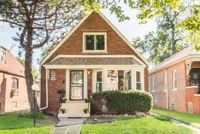 Single Family Home New: 7831 South Michigan Avenue