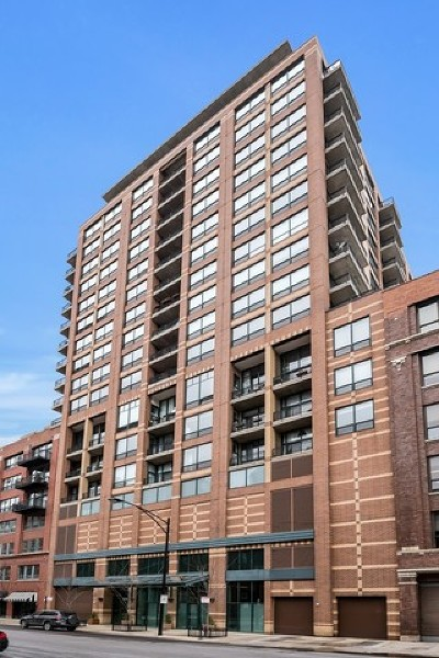 Chicago Condo/Townhouse New: 400 West Ontario Street #1205
