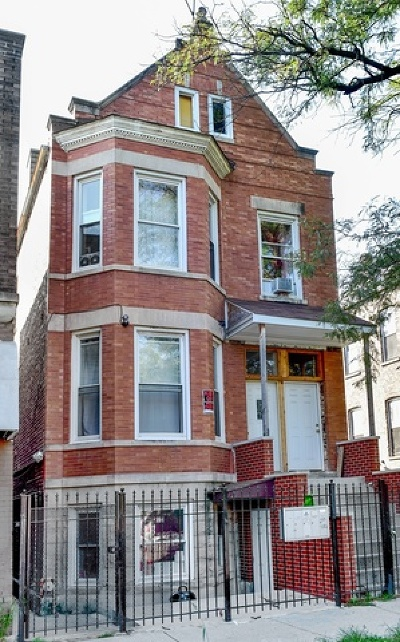 Chicago Multi Family Home New: 2452 South Spaulding Avenue