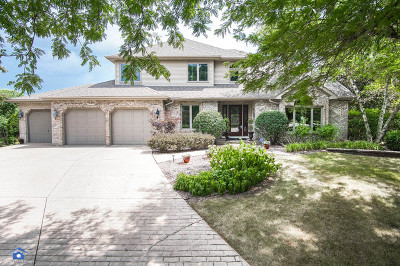 Naperville Single Family Home New: 1104 Prelude Court