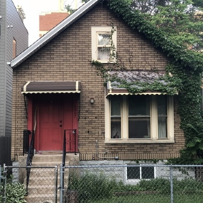 Chicago Single Family Home New: 4807 North Seeley Avenue