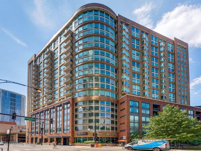 Chicago Condo/Townhouse New: 600 North Kingsbury Street #1706