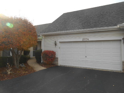 Plainfield Condo/Townhouse New: 21134 West Cypress Court