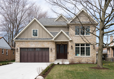 Glenview Single Family Home New: 338 Spruce Street