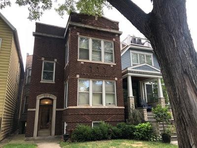 Multi Family Home New: 3625 North Bosworth Avenue