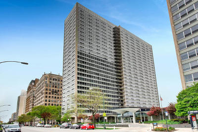 Condo/Townhouse New: 3550 North Lake Shore Drive #506