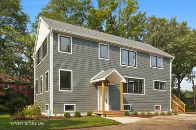 Glenview Single Family Home New: 2620 Park Lane