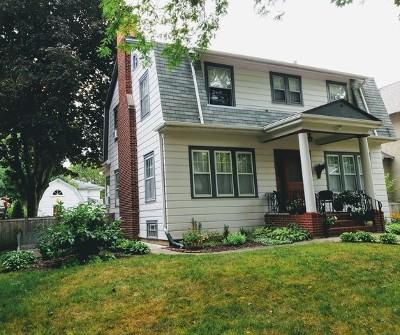 Oak Park Single Family Home For Sale: 819 Linden Avenue
