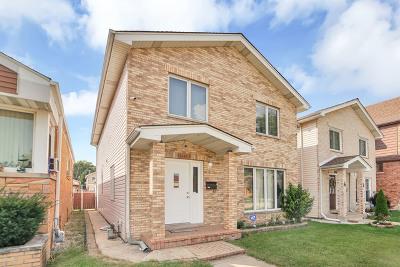 Berwyn Single Family Home New: 3632.5 Harvey Avenue