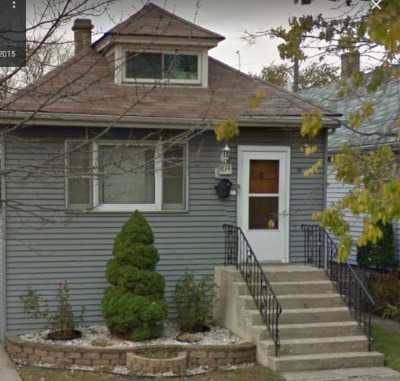 Single Family Home New: 10834 South Avenue N