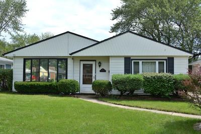 Wheeling Single Family Home New: 295 Cindy Lane