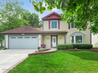 Aurora Single Family Home New: 1110 Scarlet Oak Circle