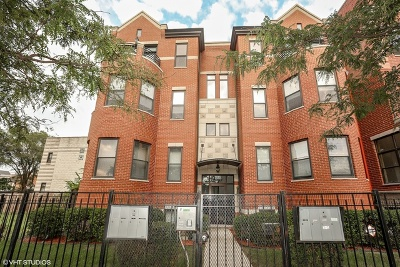 Chicago Condo/Townhouse New: 4449 South Lake Park Avenue #4S