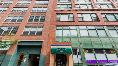 Condo/Townhouse New: 633 South Plymouth Court #206