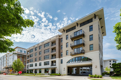 Du Page County Condo/Townhouse New: 940 Maple Avenue #201