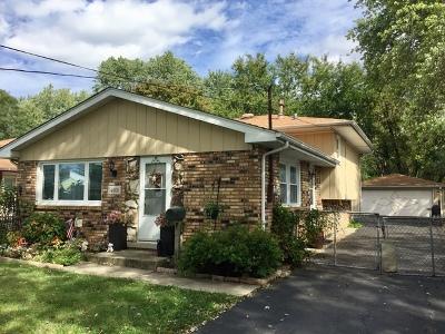 Midlothian Single Family Home New: 14931 Kostner Avenue
