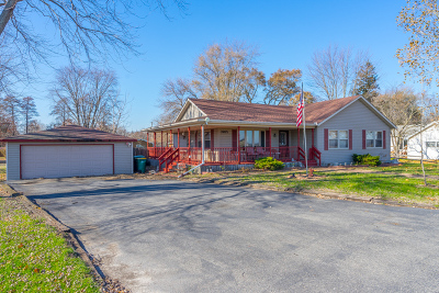 Braceville Single Family Home For Sale: 3985 South Mitchell Road