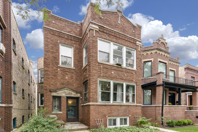 Chicago Multi Family Home New: 4432 North California Avenue