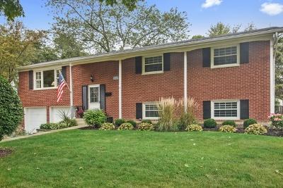 Palatine Single Family Home New: 1236 East Plate Drive