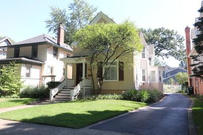 Wilmette Single Family Home New: 204 5th Street