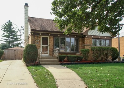 Niles Single Family Home For Sale: 6949 West Oakton Court