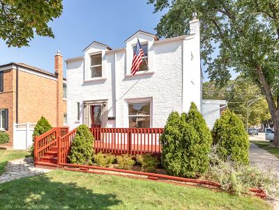 Chicago Single Family Home New: 10857 South Drake Avenue
