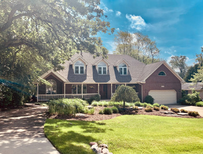 Orland Park Single Family Home New: 3777 Douglas Road
