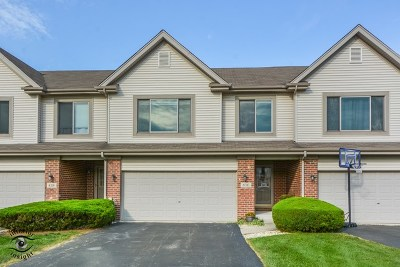 Frankfort Condo/Townhouse New: 8316 Chestnut Court